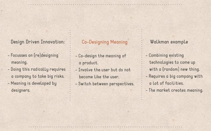 DDI vs Co VS tech
